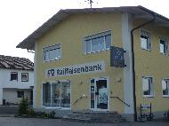 Raiffeisenbank Türkheim eG, Geschäftsstelle Geschäftsstelle Rammingen, Hauptstraße 83, 86871 Rammingen